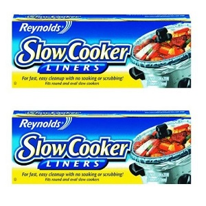 Reynolds Metals Slow Cooker Liners 13X21 - 2 Pack